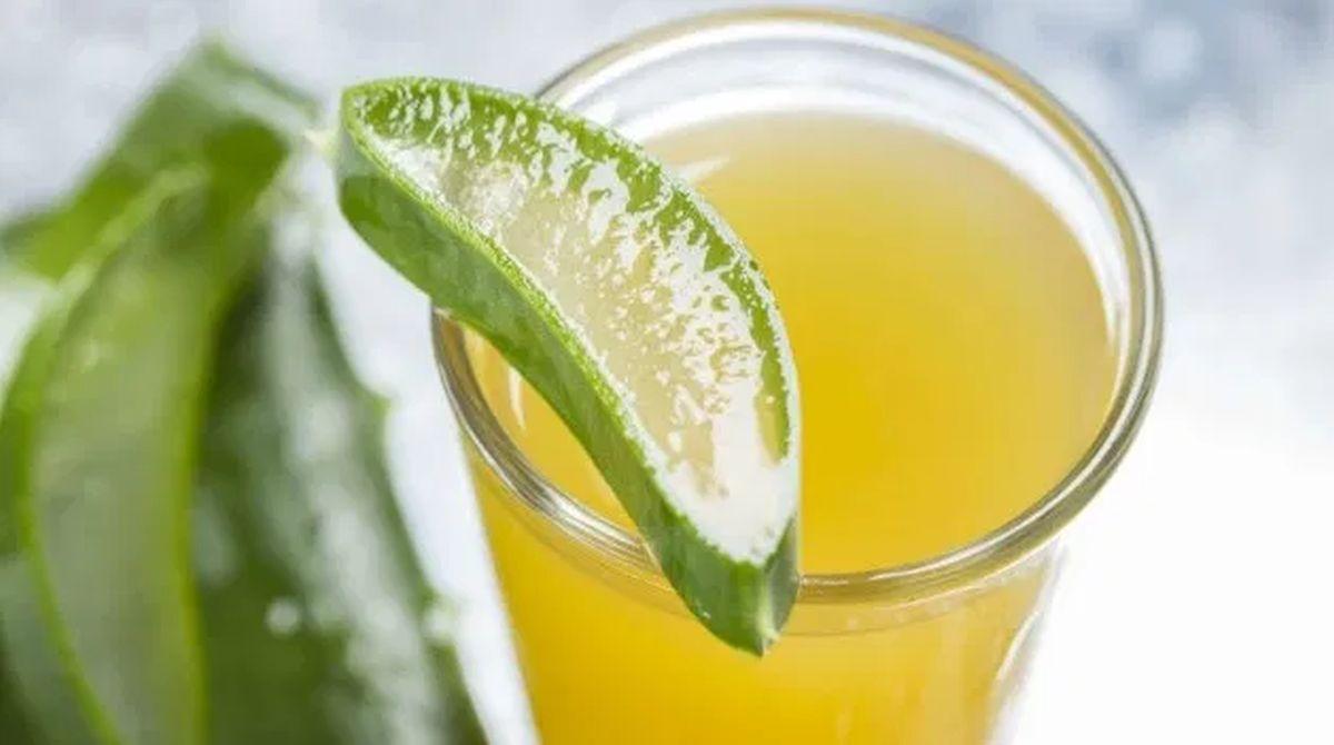 Aloe Vera da bere per la salute del corpo