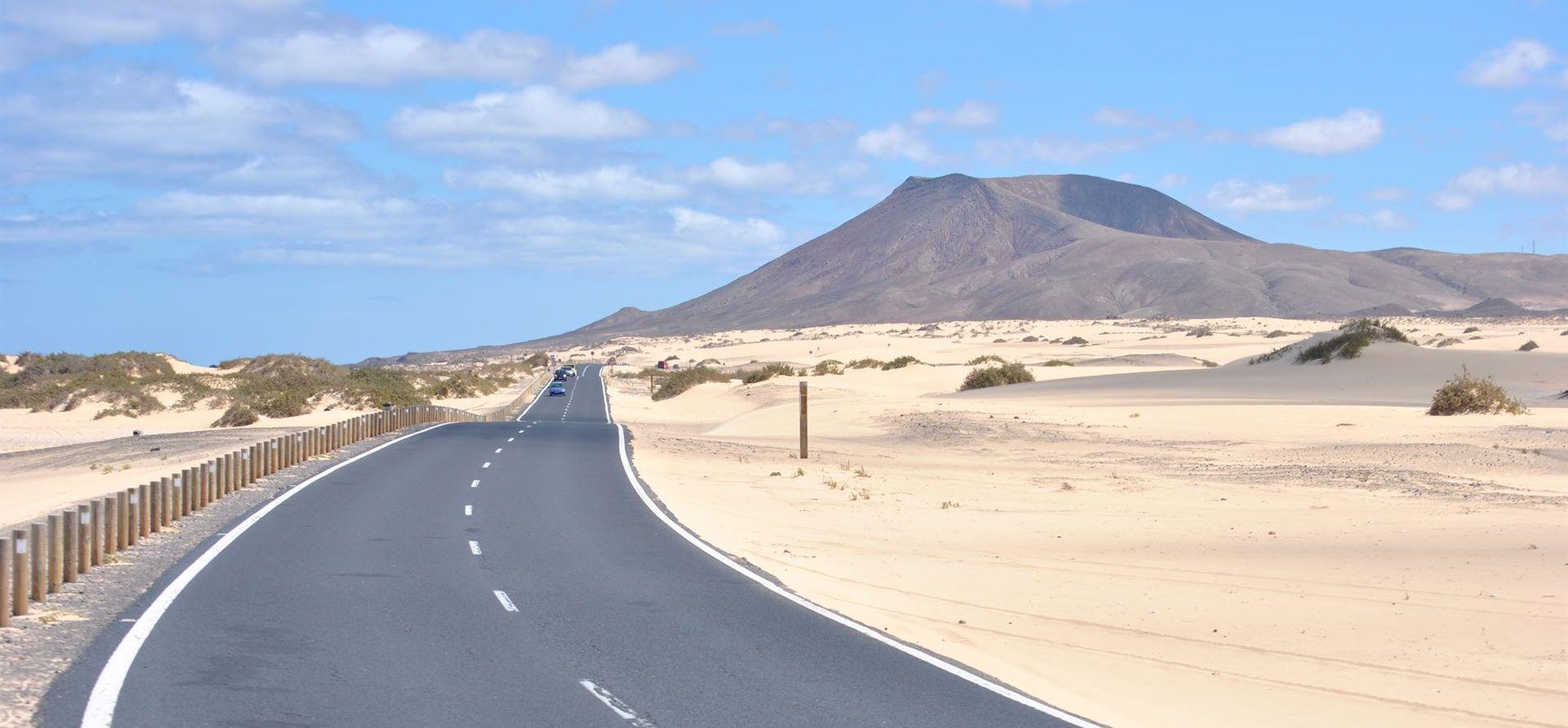 Autonoleggio a Fuerteventura
