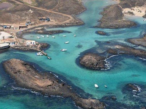 Autorizzazione online per visitare l'isolotto di Lobos