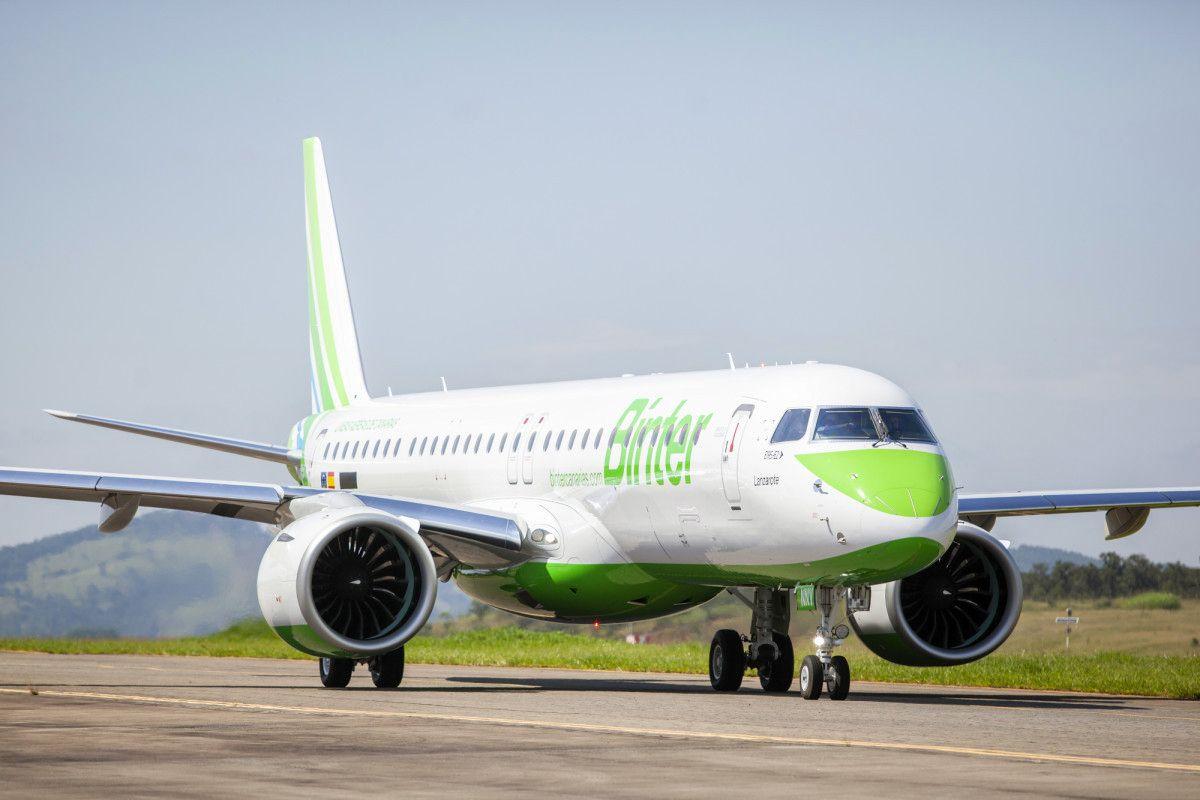 Binter annuncia voli diretti con Italia e Francia