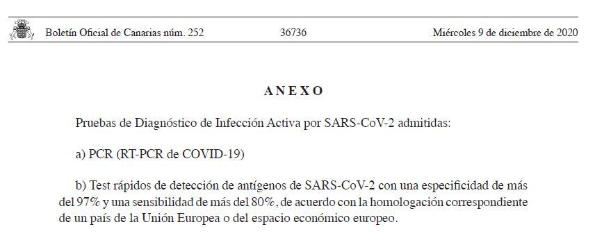 Boletín Oficial de Canarias 252 - 9 de diciembre 2020