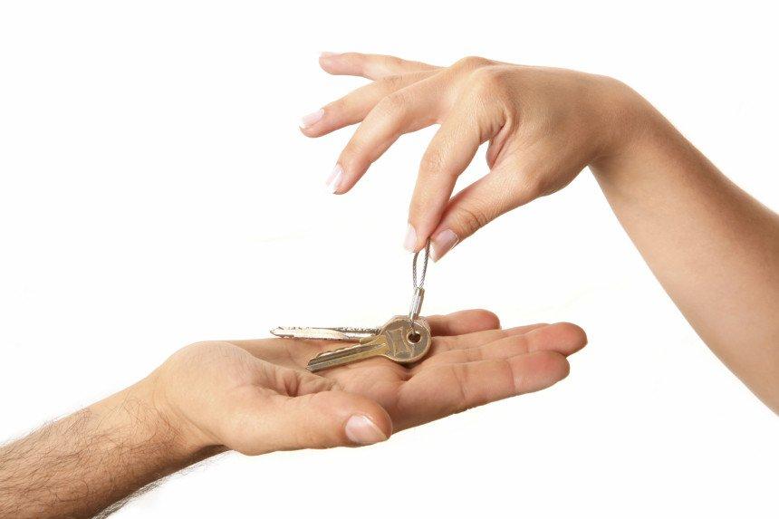 Consegnamo le chiavi agli ospiti della tua casa