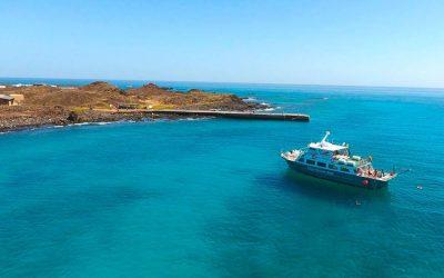 Crociera e snorkeling all'Isola di Lobos da Corralejo