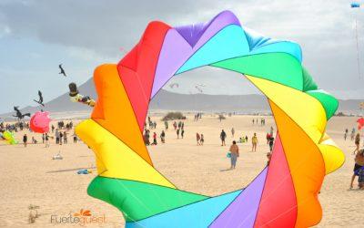 Festival Aquiloni Corralejo Fuerteventura