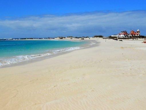 Fuerteventura la spiaggia delle isole Canarie