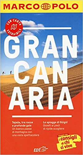 Guida Gran Canaria con atlante stradale