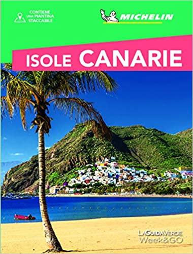 Guida Isole Canarie con cartina