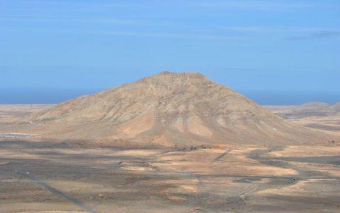 Montagna magica di Tindaya