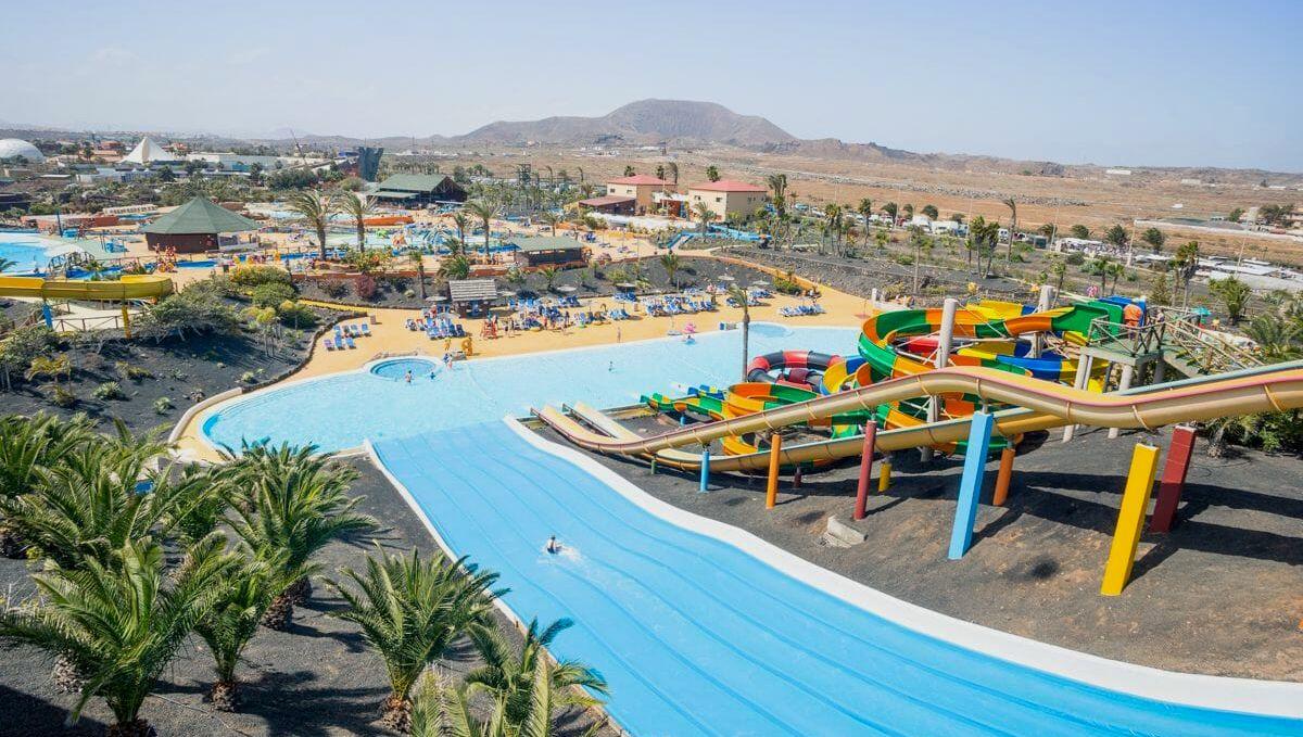 Parchi divertimento a Fuerteventura