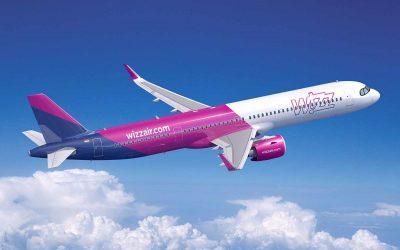 Per Wizz Air nuova base italiana all'aeroporto di Venezia con rotta Fuerteventura e Tenerife