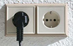 Prese elettriche nelle Canarie