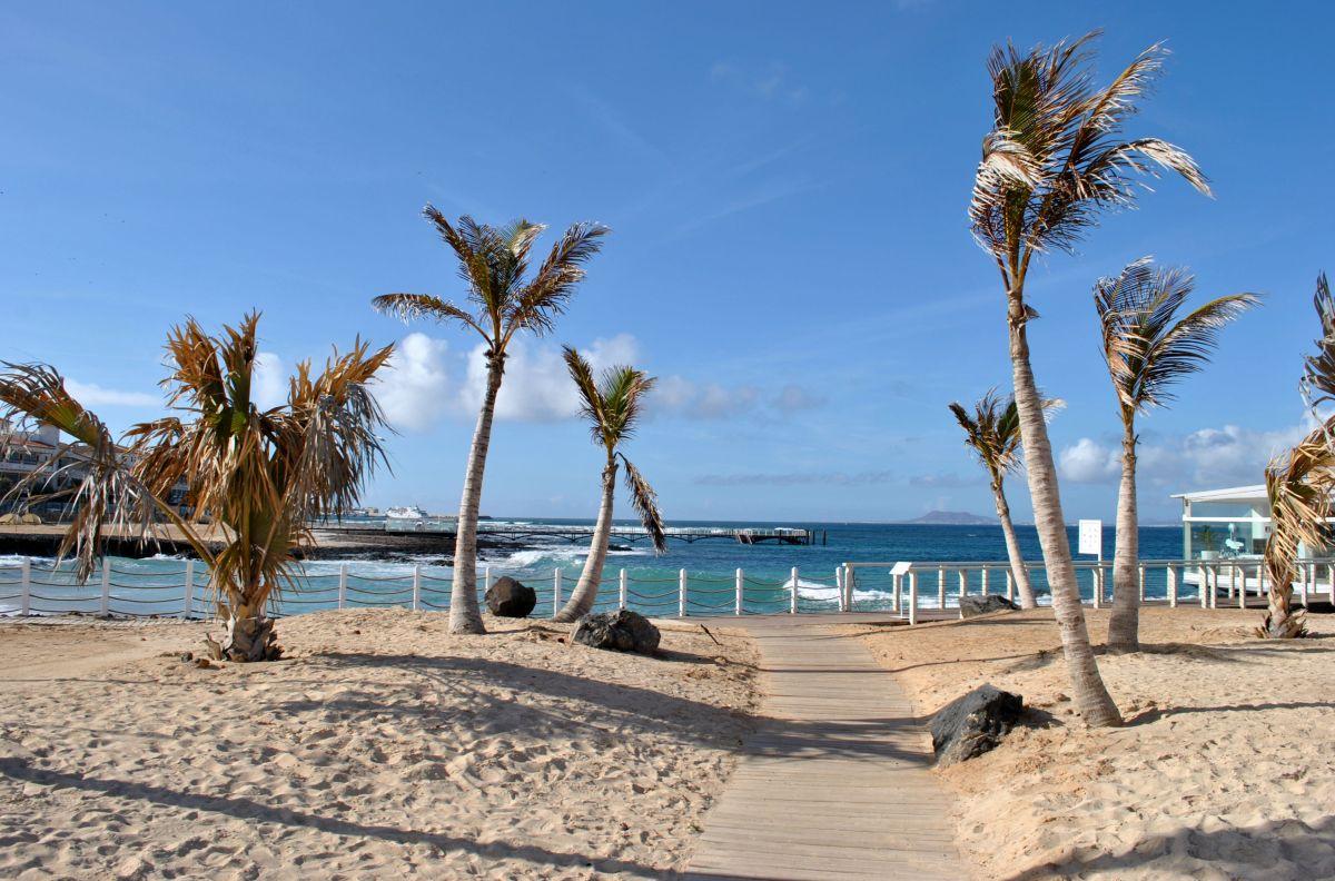 A Fuerteventura sole e caldo li trovate tutto l'anno