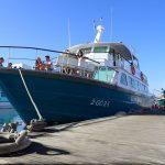 Traghetto per l'Isola di Lobos da Corralejo
